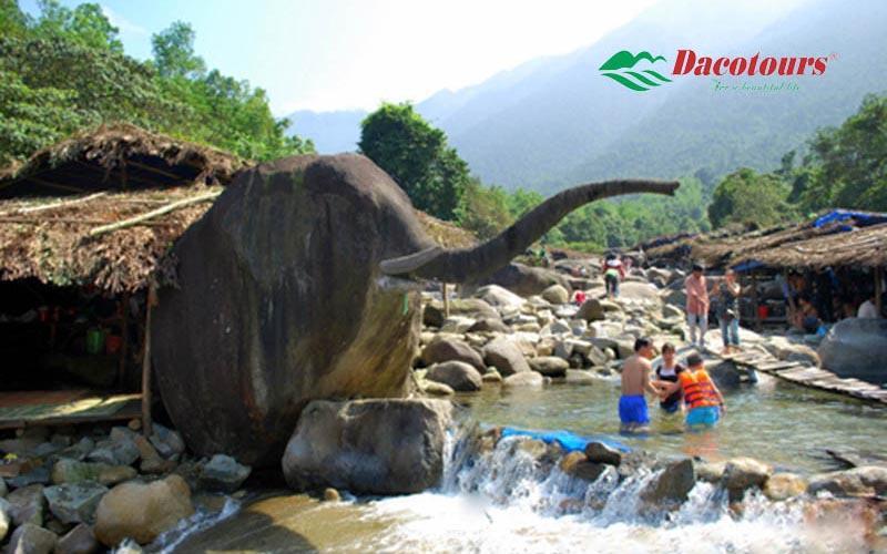 Elephant stream
