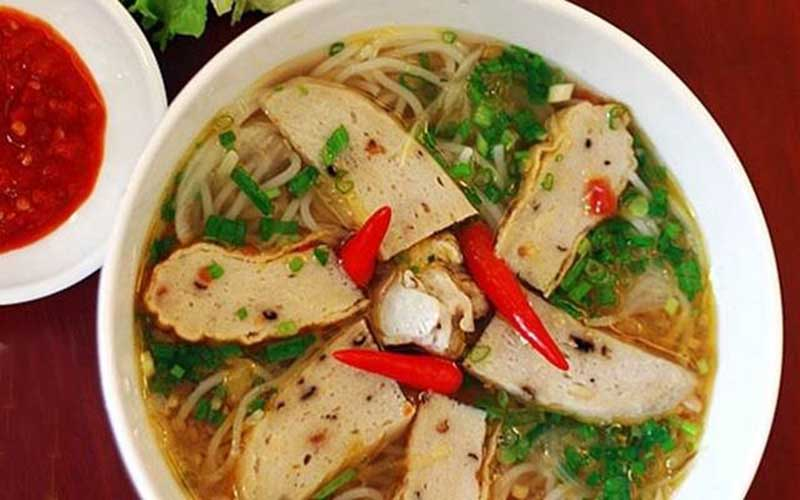Fried Fish Vermicelli