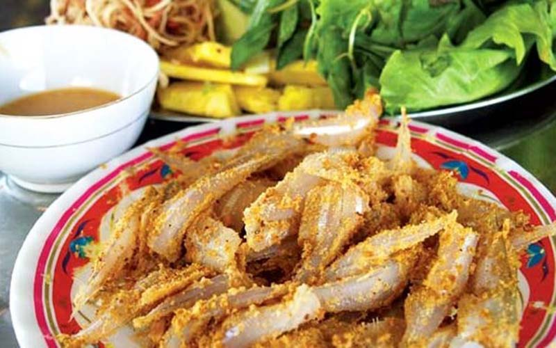 Fish Salad - Best Da Nang Food You Need To Try