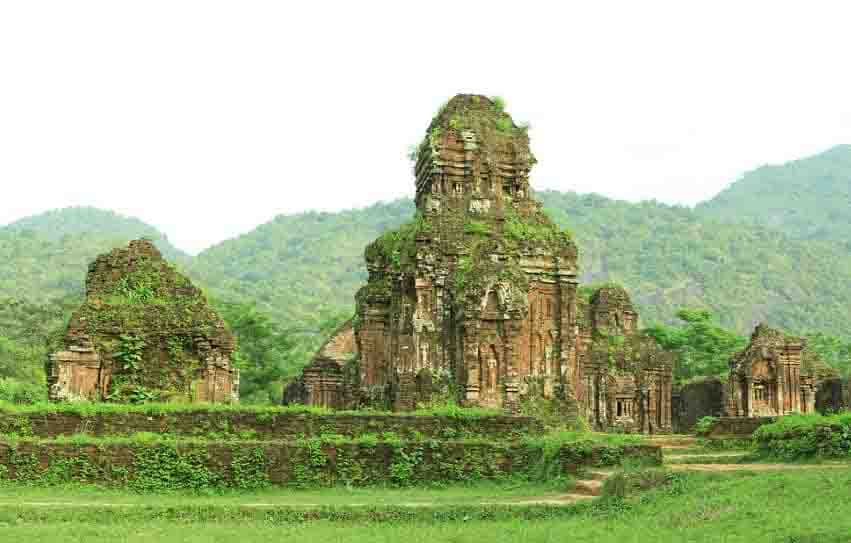 My Son Sanctuary Daily Tour from danang