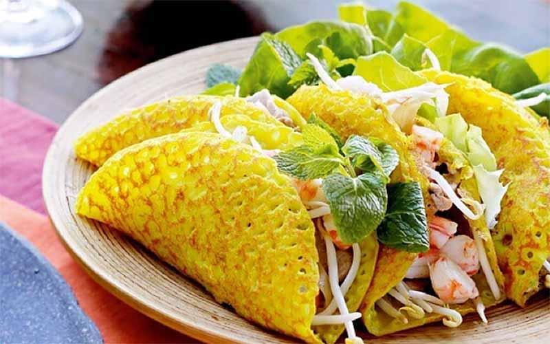 Food in Da Nang